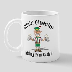 Funny Oktoberfest Drinking Mug