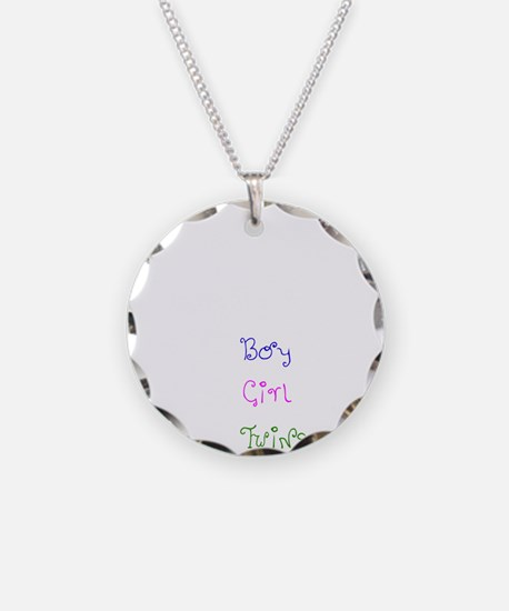 Coming Soon Baby Girl Necklace