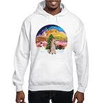 XMusic2-Wire Fox Terrier Hooded Sweatshirt