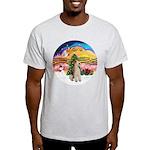 XMusic2-Wire Fox Terrier Light T-Shirt