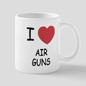 I heart air guns Mug