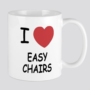 I heart easy chairs Mug