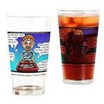 Jewish Kids Toys: Kvetch A Sketch Drinking Glass