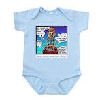 Jewish Kids Toys: Kvetch A Sketch Infant Bodysuit
