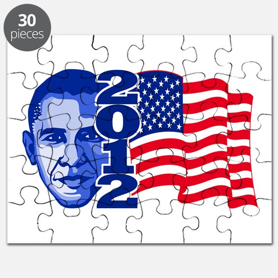 Barack Obama for president Puzzle