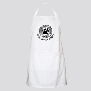 One Norn Army Apron
