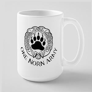 One Norn Army Large Mug