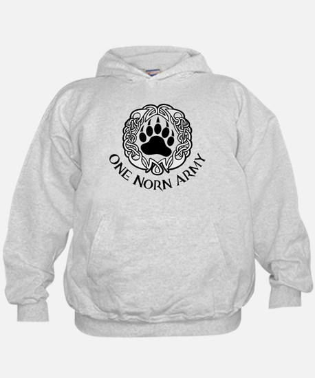One Norn Army Hoody