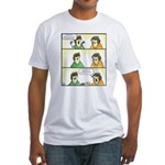 GOLF 050 Fitted T-Shirt