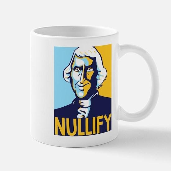 Nullify Mug