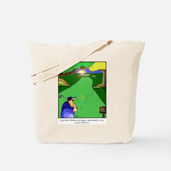 GOLF 023 Tote Bag
