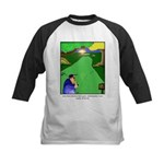 GOLF 023 Kids Baseball Jersey