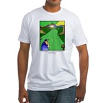 GOLF 023 Fitted T-Shirt