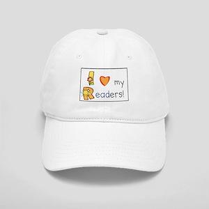 I Love My Readers! Cap