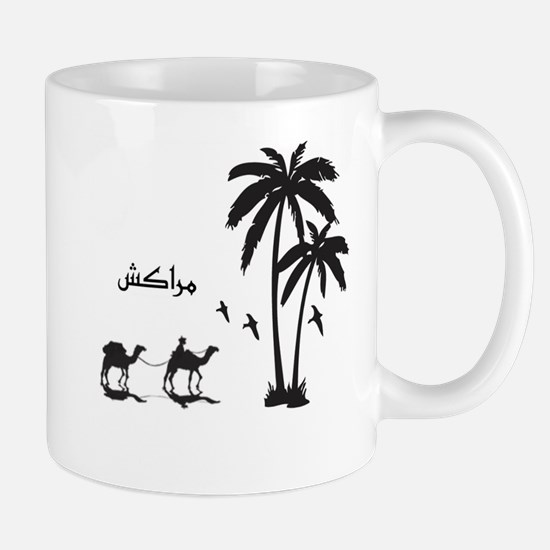 Marrakech, Morocco Mug