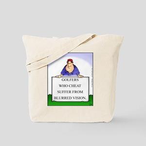 GOLF 049 Tote Bag