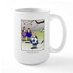 GOLF 039 Large Mug