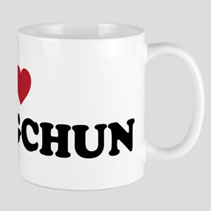 I Love Changchun Mug