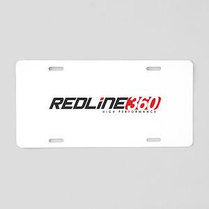 Redline360 Aluminum License Plate