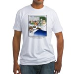 GOLF 072 Fitted T-Shirt