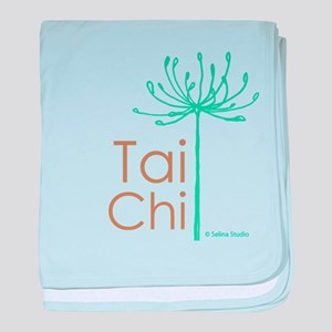 """Tai Chi Growth 2""' baby blanket"