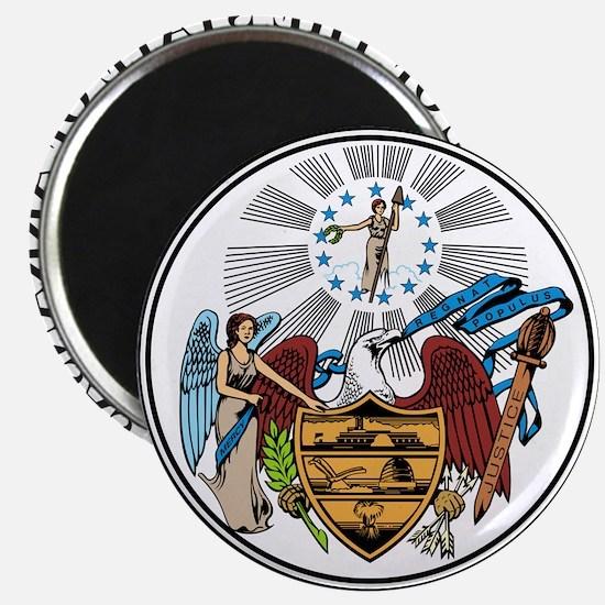 Arkansas State Seal Magnet