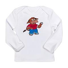 Mooo! 1500x1300 Long Sleeve T-Shirt