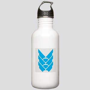 Logo T-Shirt Stainless Water Bottle 1.0L