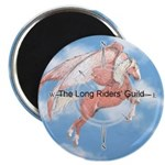 The Long Riders Guild magnet