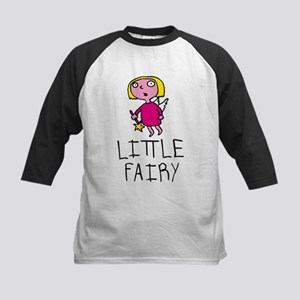 little fairy Kids Baseball Jersey