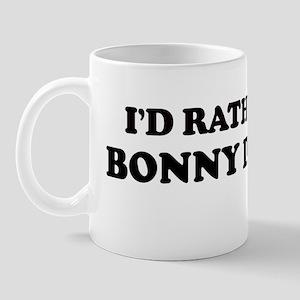 Rather: BONNY DOON Mug