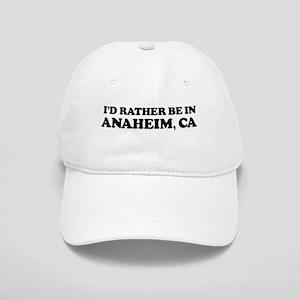 Rather: ANAHEIM Cap