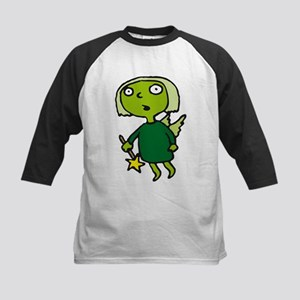 fairy Kids Baseball Jersey