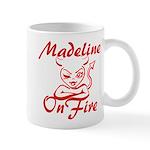 Madeline On Fire Mug