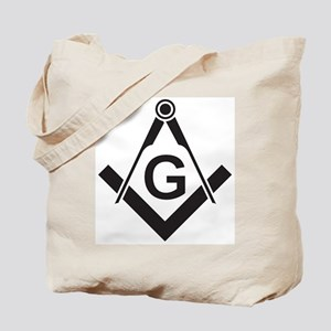 Masonic: Square & Compass Tote Bag