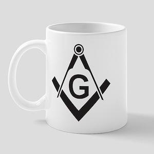 Masonic: Square & Compass Mug