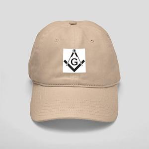 Masonic: Square & Compass Cap