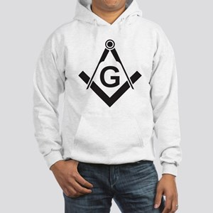 Masonic: Square & Compass Hooded Sweatshirt