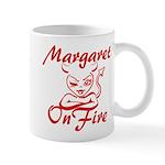 Margaret On Fire Mug