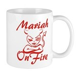 Mariah On Fire Mug