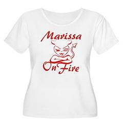 Marissa On Fire T-Shirt