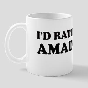 Rather: AMADOR Mug