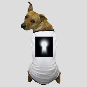 keyhole Dog T-Shirt