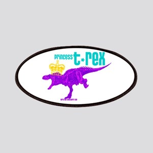 Princess T-Rex Patches