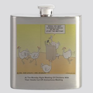 ChickenHead Anonymous Flask