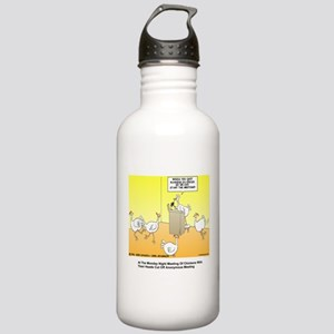 ChickenHead Anonymous Stainless Water Bottle 1.0L
