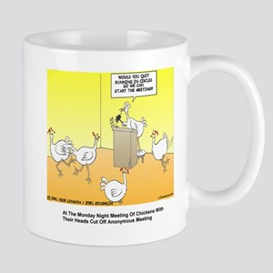 ChickenHead Anonymous Mug