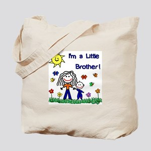 I'm a Little Brother Tote Bag
