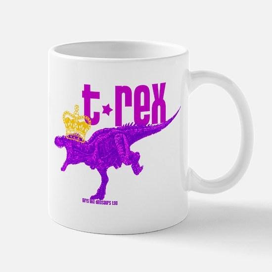 Queen Tyrannosaurus Mug