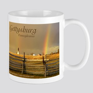 Double Rainbow Mugs